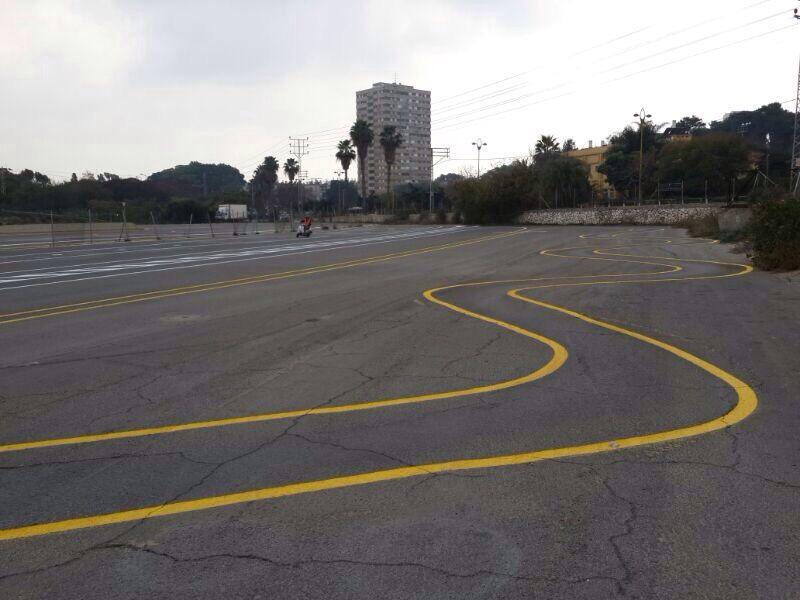 צביעת כבישים וחשיבותה
